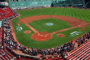 Fenway Park's open house