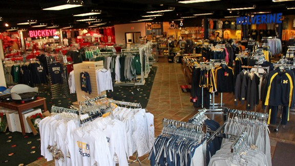 Buckeye & Wolverine Shop