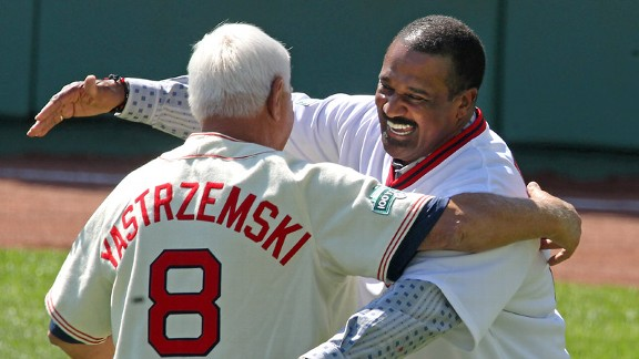 Carl Yastrzemski, Jim Rice