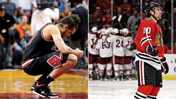 Bulls & Blackhawks