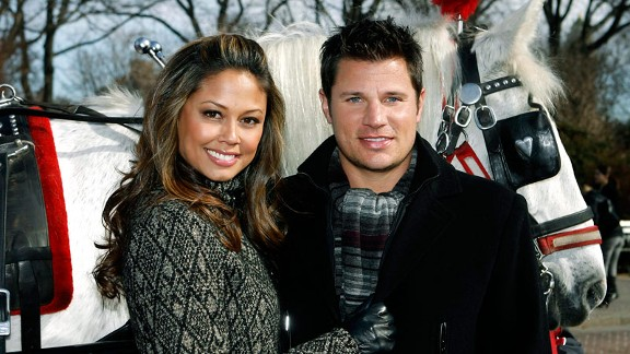 Vanessa Minnillo, Nick Lachey