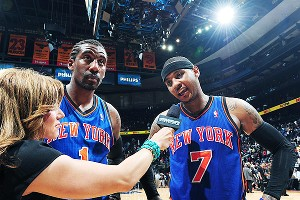 Stoudemire-Anthony