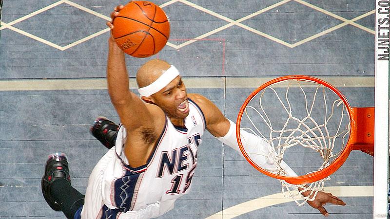 big sale 75fbf fe4b9 No. 3: Vince Carter - ESPN NY -- 10 Greatest New Jersey Nets ...