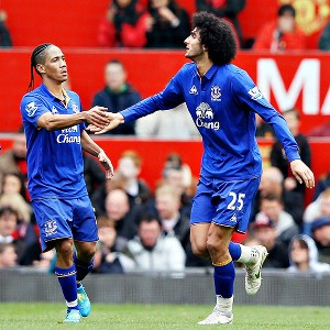 Fellaini/Pienaar