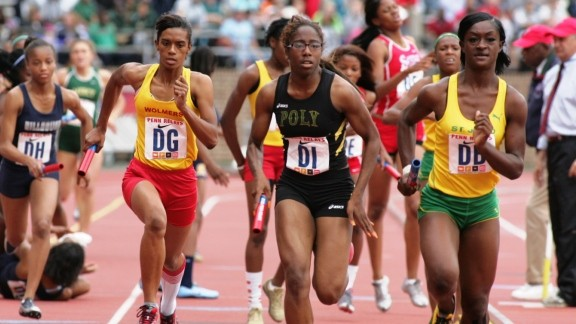 Penn girls relays