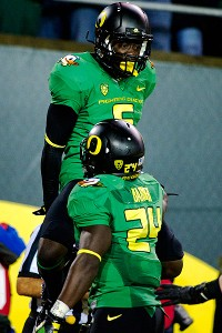 De'Anthony Thomas, Kenjon Barner