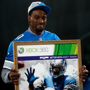 Calvin Johnson, Madden