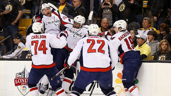 2012 NHL Playoffs - Conference Quarterfinals - Bruins vs. Capitals ... 306db4c6838