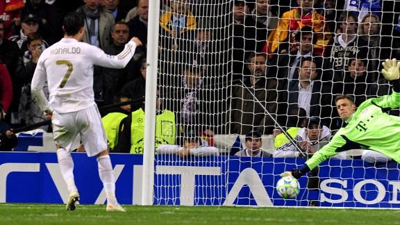 Manuel Neuer, Cristiano Ronaldo