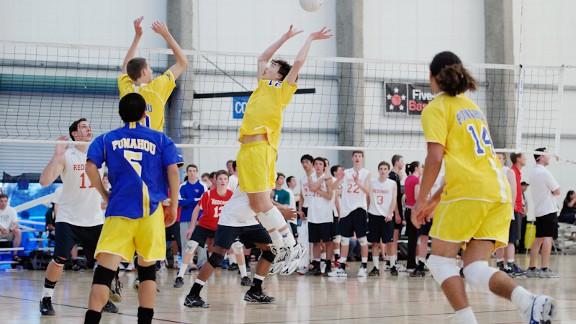 Punahou Volleyball