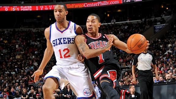 Evan Turner & Derrick Rose
