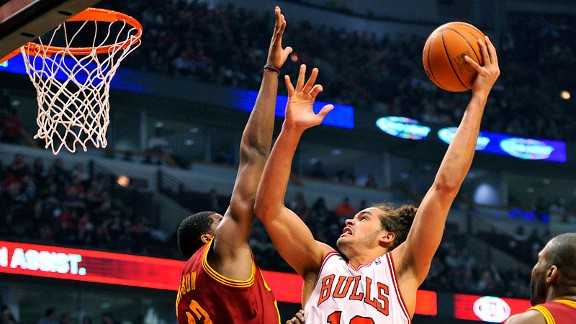 Joakim Noah, Tristan Thompson
