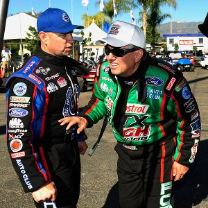 John Force, Robert Hight