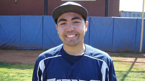 California high school baseball,ESPNHS Cal-Hi Sports Athlete of the Week