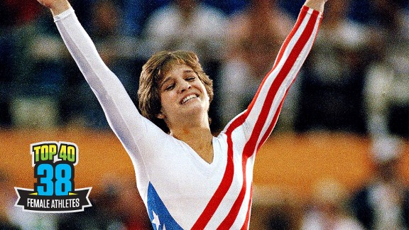 Mary Lou Retton