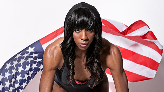 Demus narrowly missed making the U.S. Olympic team in 2008, but this year, as the world champion, she is focused on getting to London -- and winning gold there.