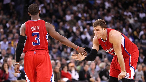 Blake Griffin & Chris Paul
