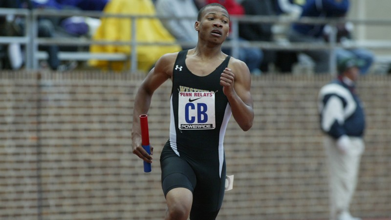 2012 Penn Relays Friday Boys