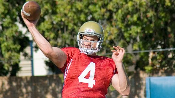 UCLA quarterback Kevin Prince