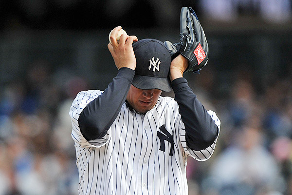 Yankees Send Starting Pitcher to the Bullpen