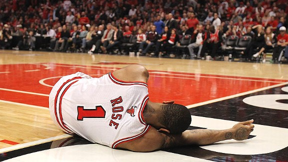 One year later, Rose injury still fresh - Chicago Bulls Blog ...