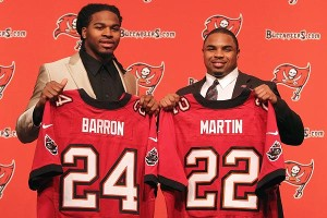 Mark Barron and Doug Martin