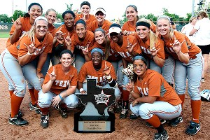Texas softball