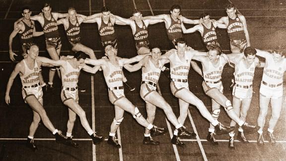 Old USC Athletes