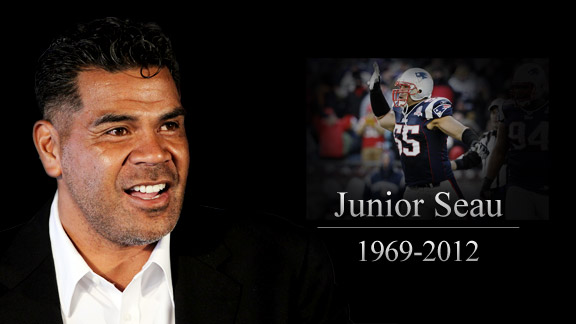Junior Seau obit