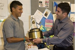 Luis Rendon, Cosby, Virginia, Return of the POY, Gatorade