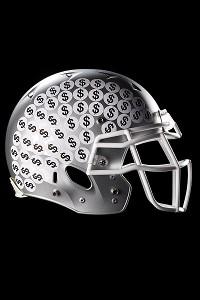 Football Helmet Illo