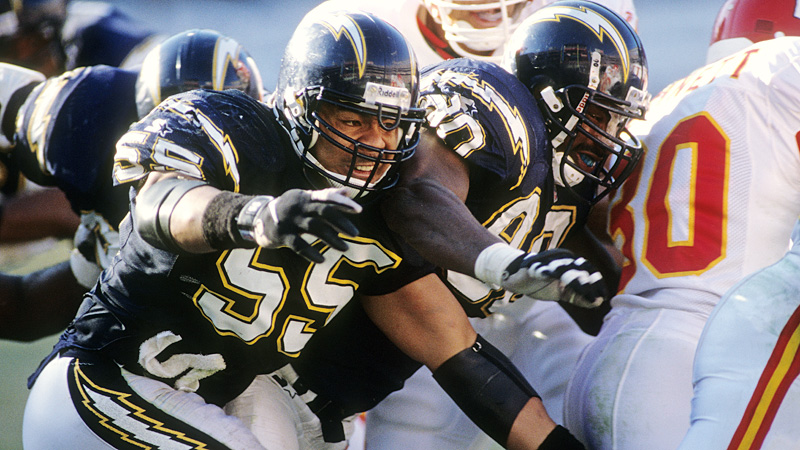 Franchise Player Junior Seau Retrospective Espn