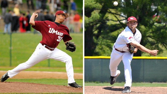 UMASS Pitchers