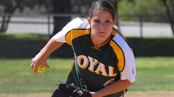 California high school softball,Cal-Hi Sports Athlete of the Week