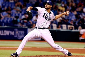 Tampa Bay's David Price