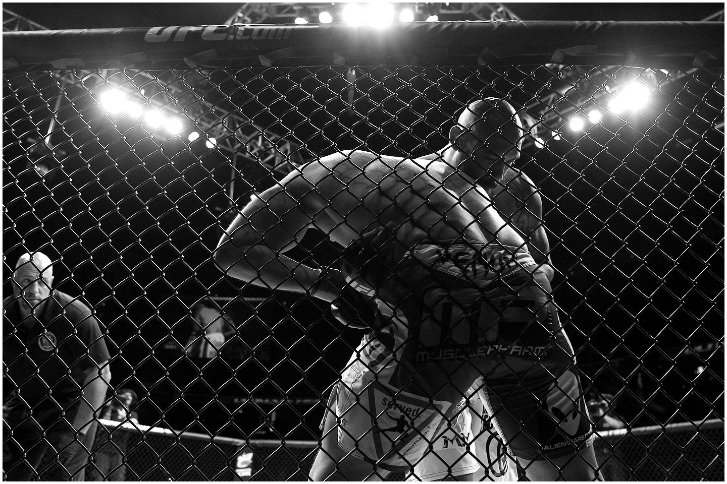 Conor Mcgregor Wallpaper Black And White: UFC On Fox 3: Miller