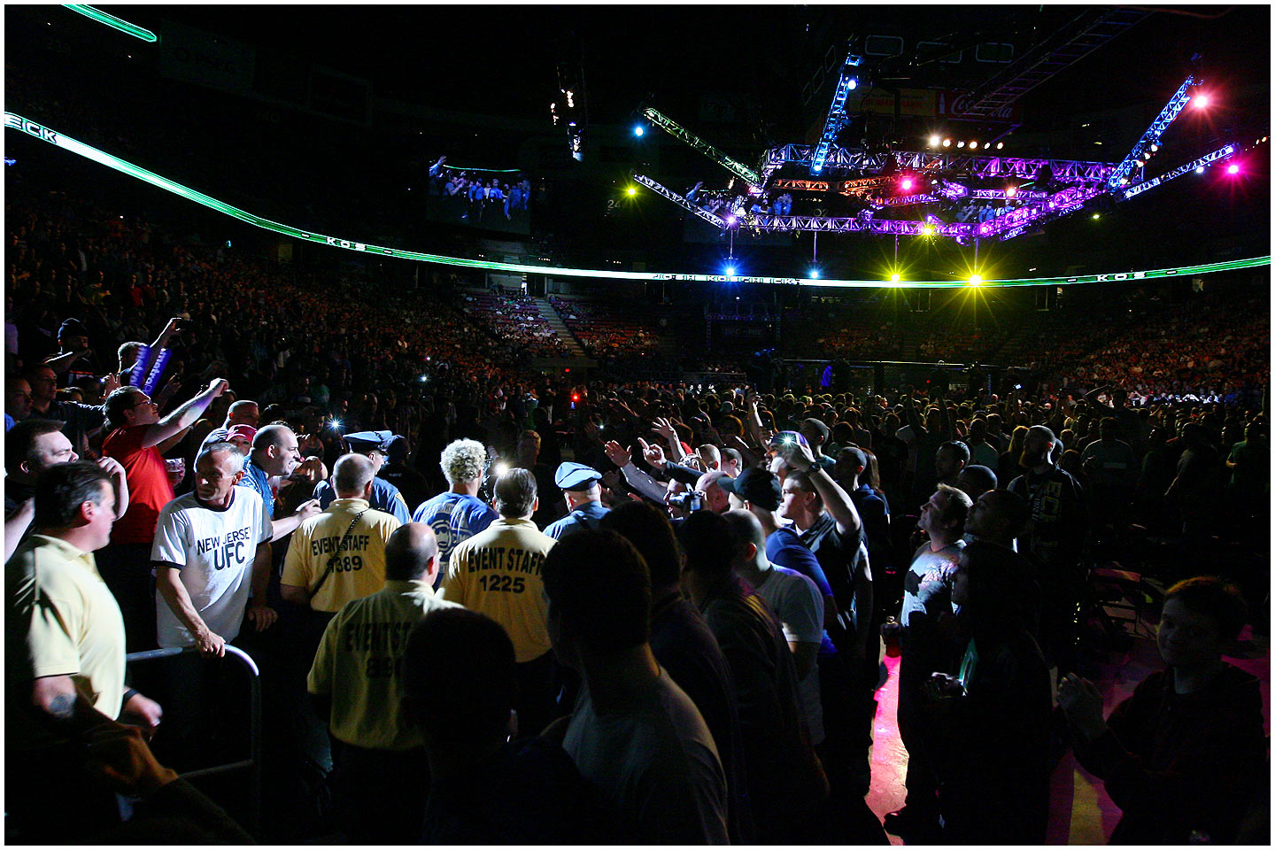 UFC on Fox 3 - East Rutherford, NJ
