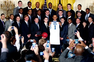 Kentucky at the White House