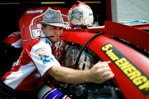 Bowyer Crew, Car, Helmet