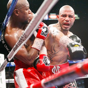 Floyd Mayweather, Miguel Cotto