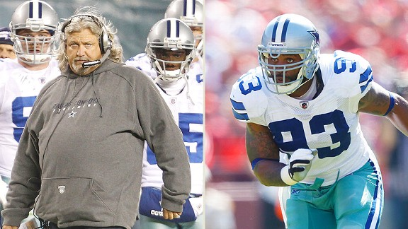 Rob Ryan, Anthony Spencer
