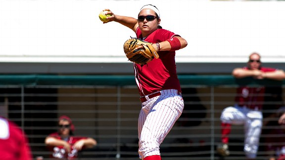Alabama sophomore Jackie Traina (31-2 with a 1.78 ERA) will have to carry the load if the Crimson Tide are to win their first national championship.