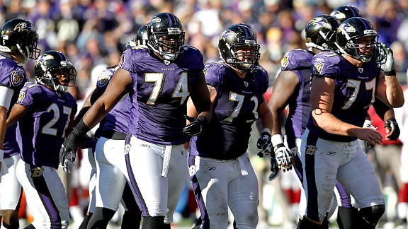 Baltimore Ravens Offense