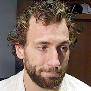 Jarret Stoll' playoff beard