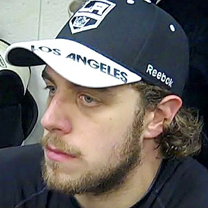 Anze Kopitar playoff beard