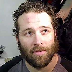 Dustin Penner's playoff beard