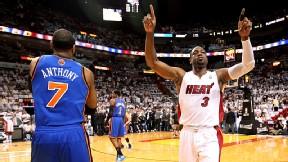 Dwyane Wade & Carmelo Anthony