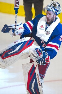 Henrik Lundqvist 