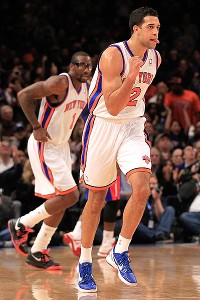Landry Fields and Amare Stoudemire be Knicks next season? Stay tuned