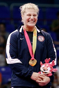 Kayla Harrison